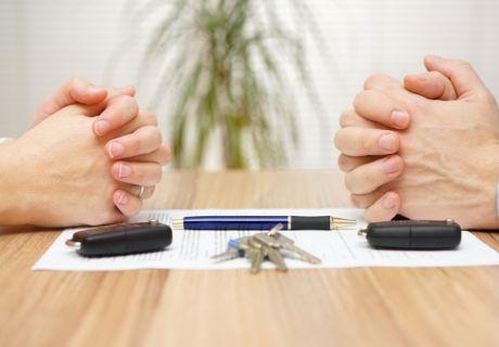 遺産分割交渉、調停、審判