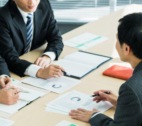 法人の事業再生、継続支援